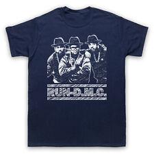 RUN DMC SKETCH UNOFFICIAL RUN-D.M.C. T SHIRT MENS LADIES & KIDS SIZES COLOURS