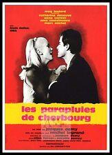 Les Parapluies De Cherbourg 4  Movie Posters Romance Classic & Vintage Cinema