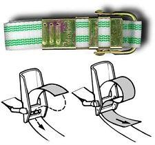 10 National Artcraft 4 ft  heavy duty banding straps for plaster/ceramic molds