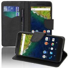 Lot REVENDEUR Etui Coque Housse Silicone Effet Tissu Huawei Nexus 6P