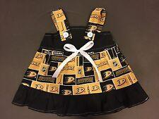 NHL Anaheim Ducks Baby Infant Toddler Girls Dress * YOU PICK SIZE *
