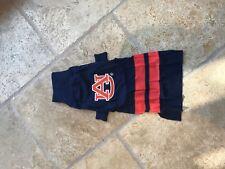 Auburn Tigers NCAA Dog Pet Sweater BLUE (all sizes)