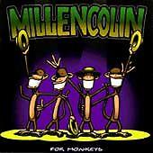Millencolin - For Monkeys (1997) CD Album Punk/Epitaph/Randy/Hives/NOFX/Rancid