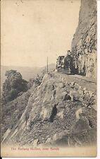 The Railway incline, near Kandy Sri Lanka Postcard