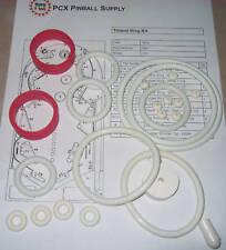 1979 Stern Trident Pinball Rubber Ring Kit