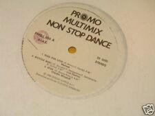 "12"" PROMO MIX ITALIAN DANCE SAL WOOD BU BU SEX & OTHERS"