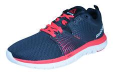 size 40 f0522 cf997 Reebok ZQuick Dash Mujer Zapatillas Fitness Running Zapatos Deporte Correr  Negro