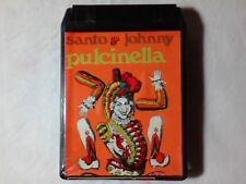SANTO & JOHNNY Pulcinella stereo 8 8-track SIGILLATA RARISSIMA ERROLL GARNER