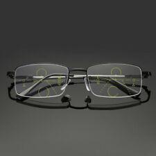 Anti Fatigue Multifocal Progressive Lens See Near And Far Glasses Lenses Unisex