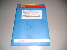 Werkstatthandbuch Golf III Vento 4 Zylinder Einspritzmotor Querstrom-Zyl. AEK