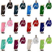 25Clr Harem Pant Top Choli Belly Dance Club Tribal Yoga Pantaloons Trousers Boho