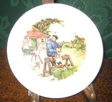 Royal Schwabap Miniature Plate 1984 Holland Ter Steege NOW ON SALE