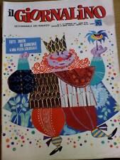Il Giornalino 8 1971 Steve Damon Comm. Spada Pit Cometa