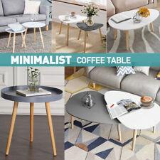 Coffee Table Sets Wooden Side Bedside Lamp Scandinavian