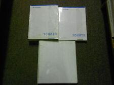 1998 HYUNDAI SONATA Service Repair Shop Manual SET FACTORY OEM BOOK 98
