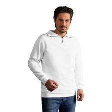 Troyer Sweatshirt Sweater Plus Size Men S - XXXL PROMODORO