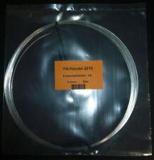 Federstahldraht Edelstahl 0,50mm LÄNGE WÄHLBAR Draht 0,5 mm VA 0, m Federdraht 1