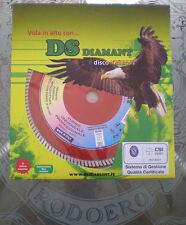 DISCO DIAMANTATO UNIVERSALE PROFESSIONALE  DIAM.230 MADE IN ITALY