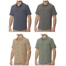 NWT ZeroXposur Stretch Active Travel Shirt Style Comfort Lightweight UPF30+ $70