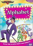 Rock N Learn: Alphabet (DVD, 2006) VG