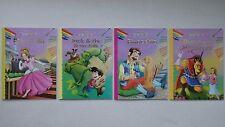 Classic Fairytales Copy Colour Book (Choice of 4)