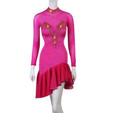 2019 Ballroom Women's Latin Rumba Tango Salsa Samba Competition Dance Dress 283