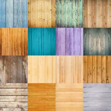 Colorful Wood Plank Photography Background Studio Photo Backdrop EBGAA2 GZAA2