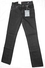Nudie Jeans SLIM JIM Straight Tubeleg In Black Authentic! Unisex Nudie Jeans Co.