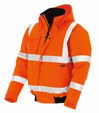 Texxor Warnschutz Pilotenjacke Arbeitsjacke Winterjacke 4119 Whistler orange