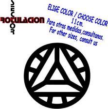 r2194- Ironman Mask arc reactor Pegatina Adhesivo Cartoon Vinyl Decal Sticker