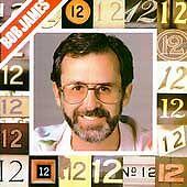 12 by Bob James (CD, Oct-1995, Warner Bros.) (CD2569)