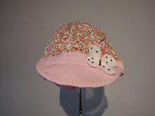 BRAND NEW LIGHT AIRY COLOURFUL SUMMER HAT/CAP/BONNET FOR GIRL/TODDLER