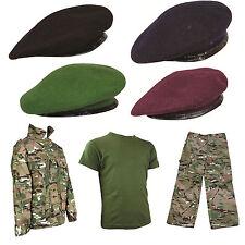 enfants Pack 9 HMTC Camouflage MTP MULTICAM MATCH militaire armée uniforme +