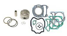 Kit Piston Segments axe joint Pour Gilera Vespa Piaggio  X7 X8 X9 125