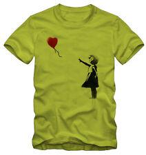 T-shirt /Maglietta Banksy Graffiti Bambina Kraz Shop