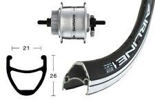 Bike-Parts 28″ Vorderrad Rodi Airline 1 + Nabendynamo DH-3D32 Disc 6-Loch