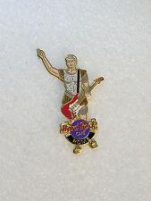 ROME,Hard Rock Cafe Pin,Roman with Guitar,Nice