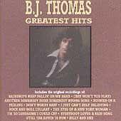 "B. J. THOMAS: ""Greatest Hits"" (Rare 1991 CD on Curb label) BRAND NEW!"