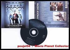 BULLETPROOF MONK C.Yun-Fat (BOF/OST) E.Serra (CD) 2003