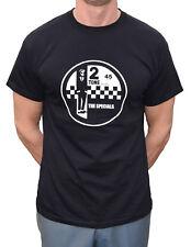 The Specials T Shirt 2 tonos Beat locura Ska troyano Mod cabeza rapada Rude Boys