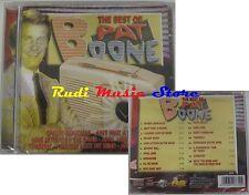 CD THE BEST OF PAT BOONE SIGILLATO FNM 2000 NO lp mc dvd vhs