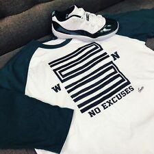 Raglan Shirt Match Jordan 11 Easter Emerald Green - WIN 23 Raglan