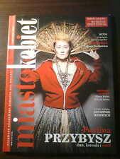 Miasto Kobiet 3/2011 front Paulina Przybysz/Sistars - Polish Fashion Magazine