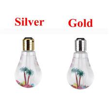Lamp Humidifier Home Aroma Led Humidifier Air Diffuser Purifier Atomizer
