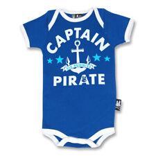 Six Bunnies Baby Strampler - Captain Pirate