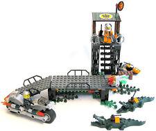 LEGO 8632 - AGENTS - Swamp Raid - 2008 -  NO BOX