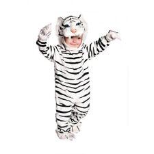 Underwraps Tiger White Animal Suit Toddler Child Halloween Costume 26022
