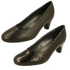 Ladies padders Court Shoes - Jane