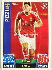 Match Attax 2015/16 Champions League - Benfica Lissabon - Karte aussuchen