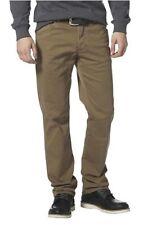 John Devin Hose NEU W31-W33 L32 Beige Stretch Herren Pants Cargo Freizeithose